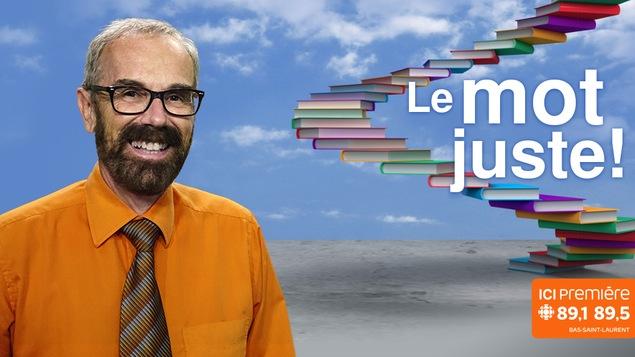 Guy Bertrand pour la chronique linguistique à info-réveil