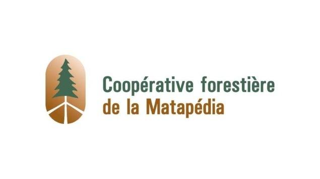 Logo de La Coopérative forestière de la Matapédia