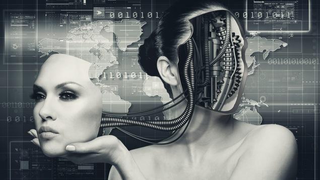 L'humain est de plus en plus transformé par les technologies.