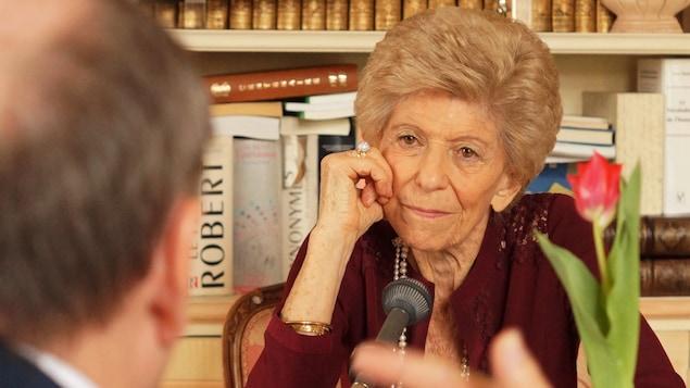 Hélène Carrère d'Encausse en entretien avec Michel Désautels