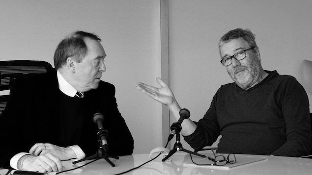 Michel Désautels en entrevue avec Philippe Starck