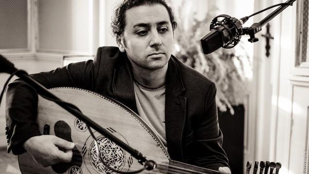 Le musicien d'origine syrienne, Wassim Ibrahim