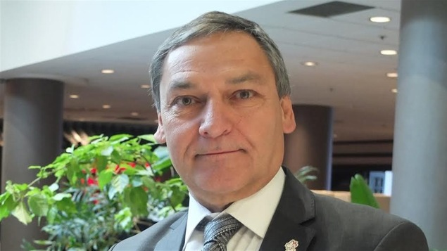 Roger Paul, directeur général de la fédération nationale des Conseils scolaires francophones.