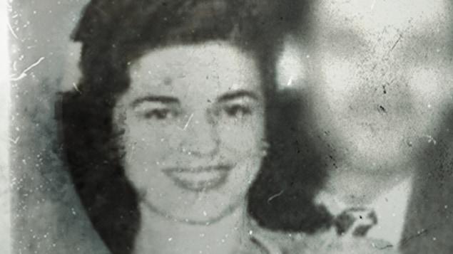 Un portrait de Marie-Paule Rochette, disparue en 1953