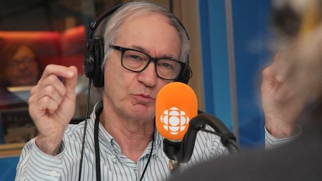 Le Dr Martin Juneau