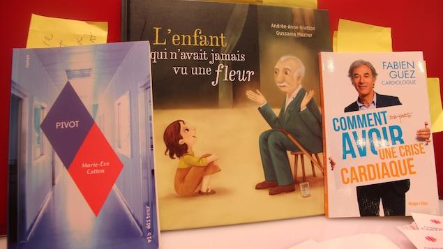Les trois choix de Denis Fortier