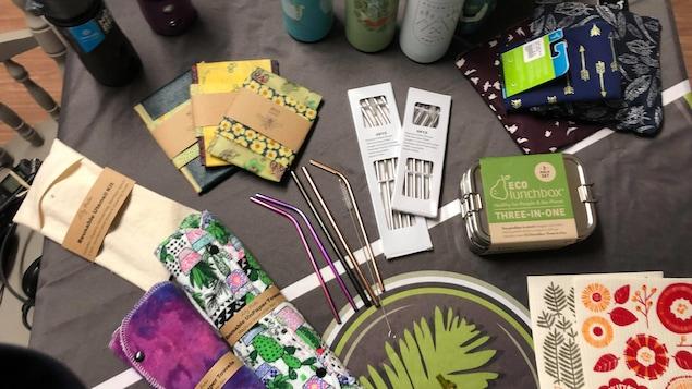 Des idées de cadeaux écologiques.