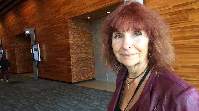 Lucie Sauvé, professeur à l'UQAM