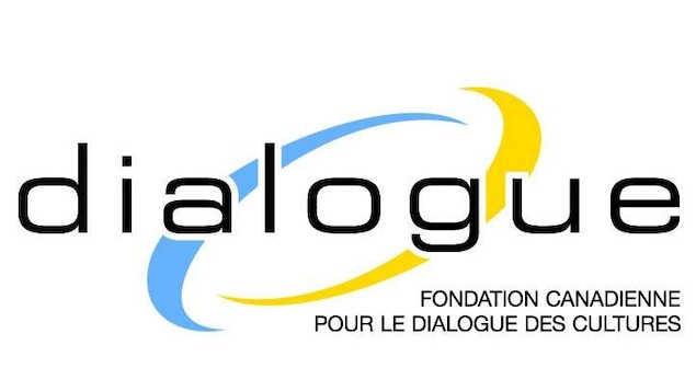 Le logo de la Fondation Canadienne pour le dialogue et la culture