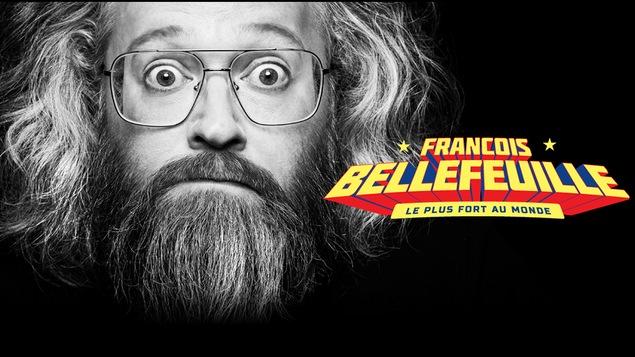 L'humoriste François Bellefeuille
