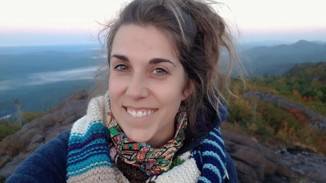 Frédérique Girard a participé à un projet lié à l'éducation à Madagascar avec Ingénieurs sans frontières Quebec