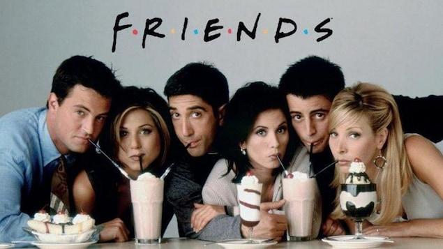 La comédie de situation Friends