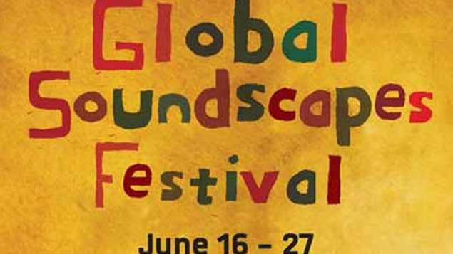 L'affiche du festival Global soundscapes