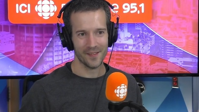 Francis Blondin, champion canadien de la mémoire 2016