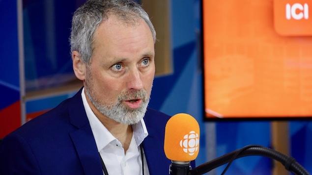 Vincent Marissal tentera de déloger Jean-François Lisée — Candidature dans Rosemont