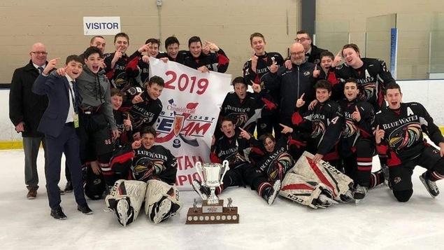 Les Hawks de Moncton remporte le East Cost Icejam
