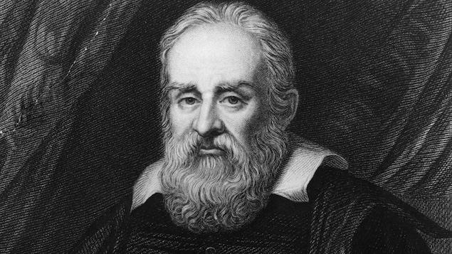 Photo d'une gravure en noir et blanc d'un homme âgé et barbu.