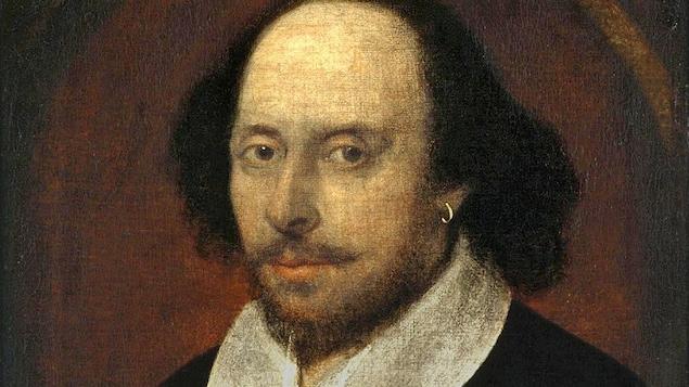 Portrait présumé de Shakespeare daté d'environ 1610