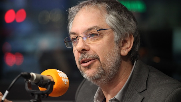Jean-Marc Salvet en studio
