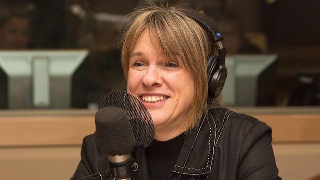 La journaliste Josée Blanchette