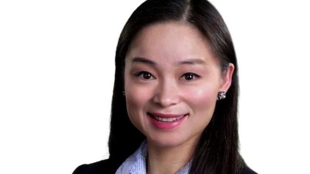 Portrait de campagne de Karen Wang.