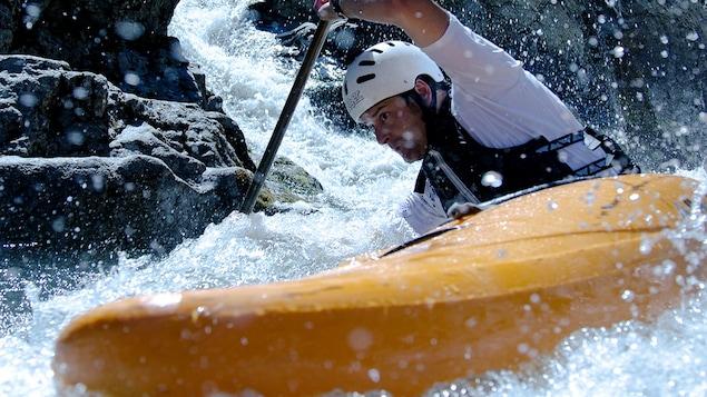 Le Québec, un paradis mondial du kayak