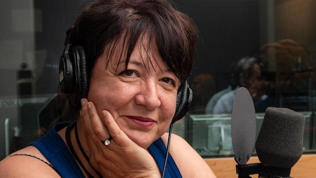 Hassiba Idir considère maintenant le Québec comme son chez eux.