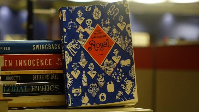 Le livre «Royal» de Jean-Philippe Baril Guérard