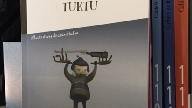 Livre Tuktu, premier roman jeunesse de Jean Désy