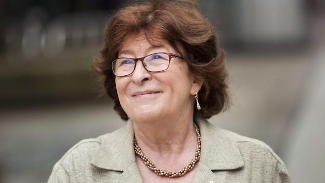 L'honorable Louise Arbour, ancienne haut-commissaire des Nations unies aux droits de l'homme.