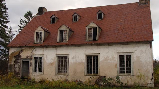 La maison de l'influent John Neilson à Saint-Gabriel-de-Valcartier