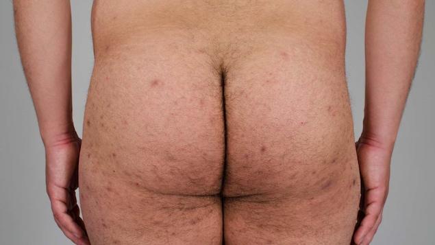 Des fesses d'homme