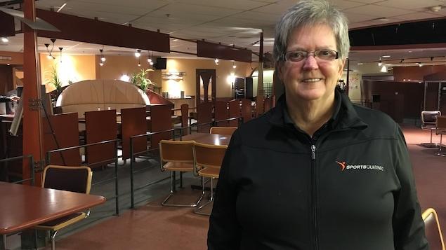 Michelle Gendron, alias « la madame des Jeux du Québec »