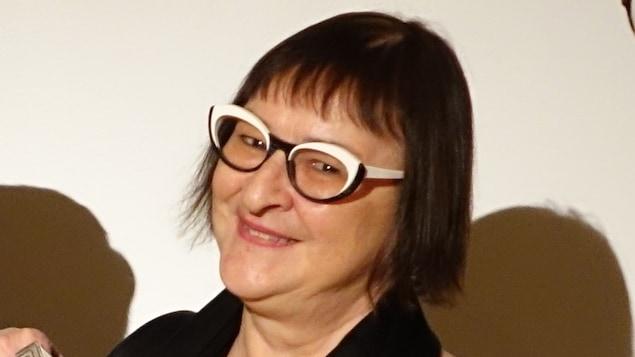 Monique Savoie, fondatrice de la SAT