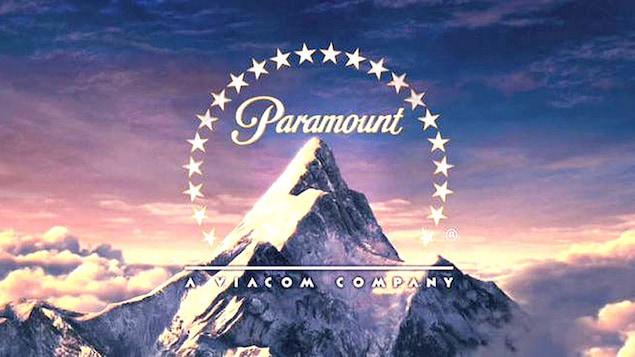 Le logo de Paramount, avec la montagne