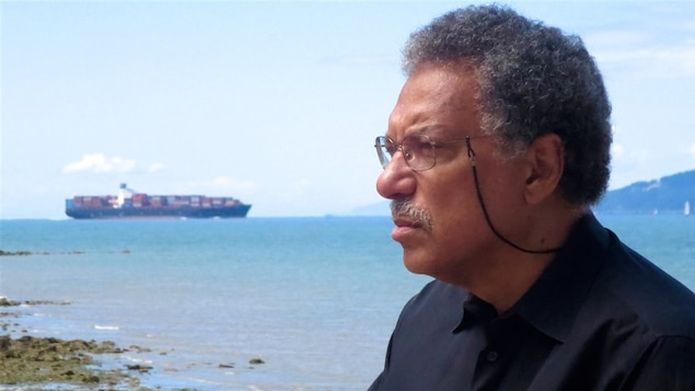 Daniel Pauly, professeur à l'Université de la Colombie-Britannique