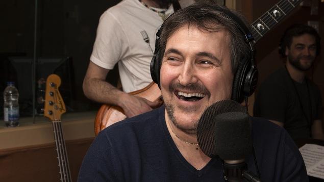 Guy A. Lepage et sa logique implacable : « Je suis loin d'être le meilleur animateur du monde, mais je suis le meilleur animateur de Tout le monde en parle. »