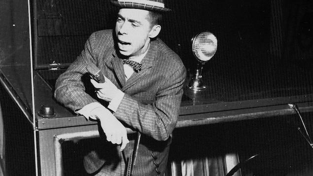 Gilles Latulippe en 1967