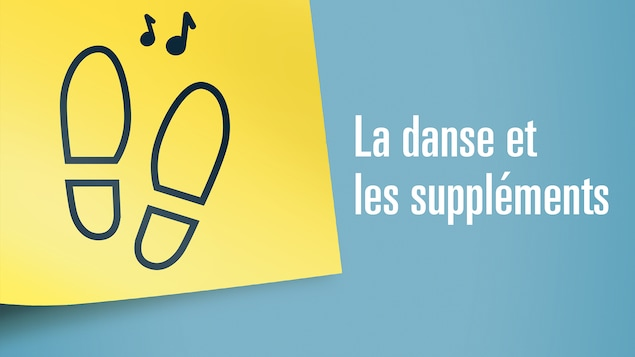 Illustration de pas de danse