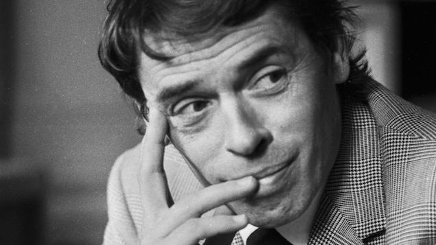 Jacques Brel en 1972.