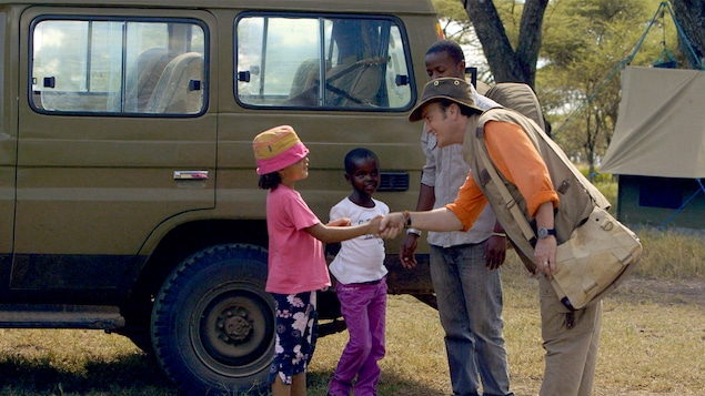 Les enfants africains sont adorables!
