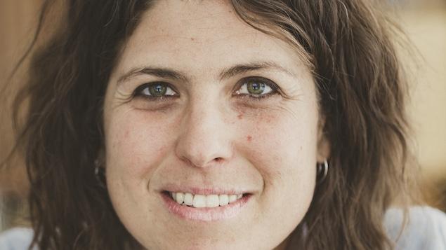 L'ingénieure Chloé Legris