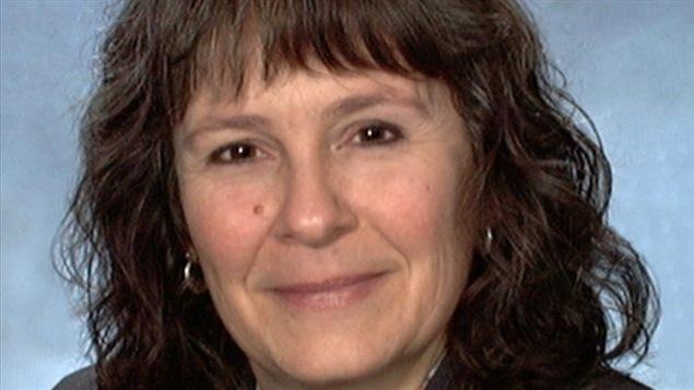 La diététiste-nutritionniste Lyne Mongeau