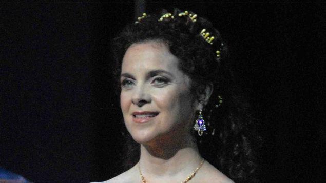 Maureen O'Flynn dans le rôle de Juliette