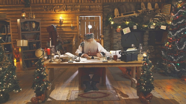 Nicolas Noël répond à une de ses précieuses lettres.