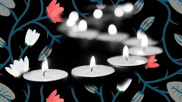 Cette mort tragique a amené Gabrielle Regimbal à prendre conscience de l'importance de prendre soin des gens proches d'elle et de verbaliser l'amour qu'elle ressent pour eux.