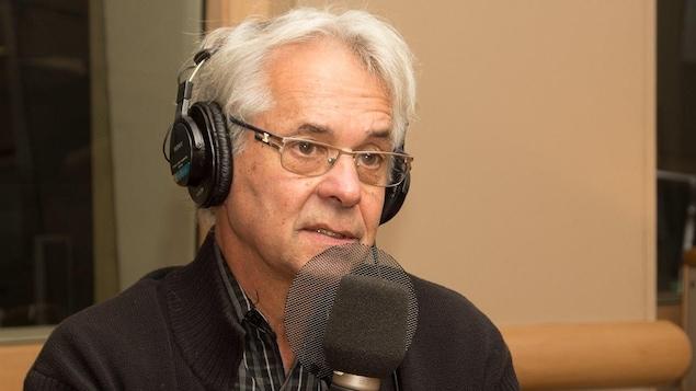 Le Dr Gilles Julien