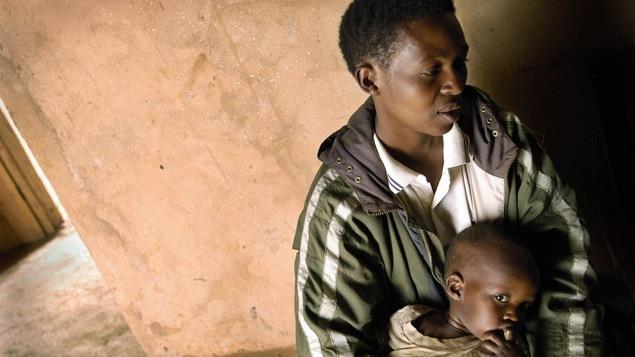 Consolata, une victime rwandaise de viols à répétition lors du génocide rwandais en 1994