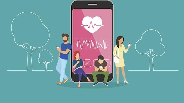 Les géants du web au service de la santé