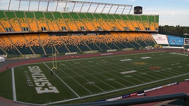 Le stade Commowealth à Edmonton a été construit pour accueillir les Jeux en 1978.